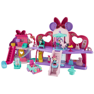 Fisher Price Disney Minnie - Fabulous Minnie Mall