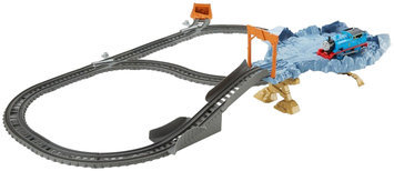 Fisher-Price Thomas & Friends TrackMaster Close Call Cliff Set
