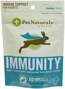 Pet Naturals of Vermont Immunity for Rabbits Crisp