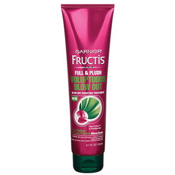 Garnier Fructis Full & Plush Voluptuous Blow Out