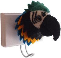 Fiona Walker England Parrot Head Hook - 1 ct.