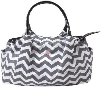 JP Lizzy Allure Diaper Bag (Chevron)
