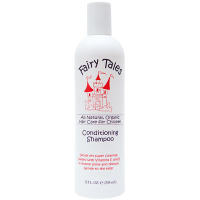 Fairy Tales Conditioning Shampoo - 12 ounce - 12 oz