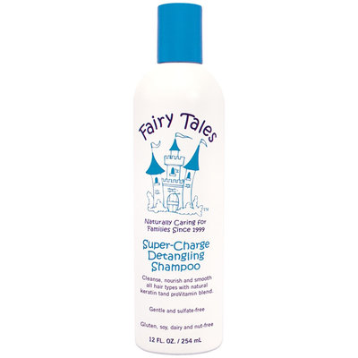 Fairy Tales Super Charge Detangling Shampoo - 12 oz