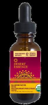 Desert Essence Balancing Face Oil