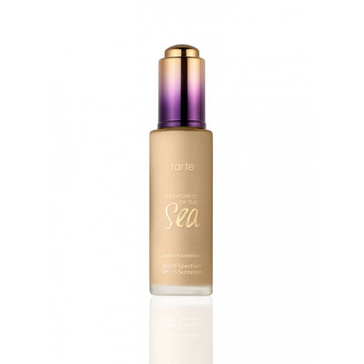 tarte Rainforest of the Sea Water Foundation Broad Spectrum SPF 15