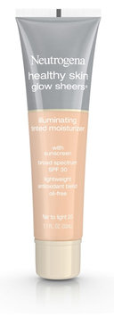 Neutrogena® Healthy Skin Glow Sheers® Broad Spectrum SPF 30