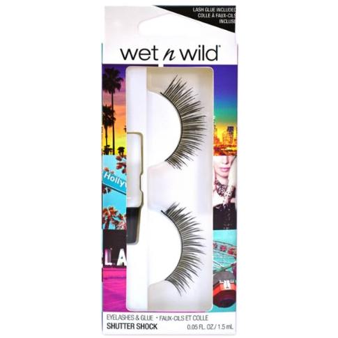 wet n wild Shutter Shock False Lashes