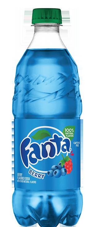 Fanta Berry Soda