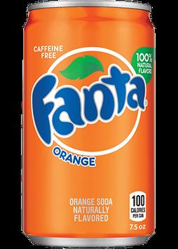 Fanta Orange Soda Soft Drink