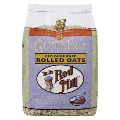 Bob's Red Mill's Gluten Free Old Fashioned Rolled Oats