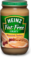 Heinz® Home Style Gravy Fat Free Roasted Turkey