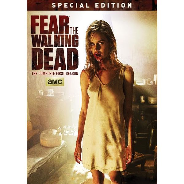 Fear The Walking Dead-Season 1 DVD (Special Edition)