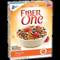 Fiber One Original Bran Cereal