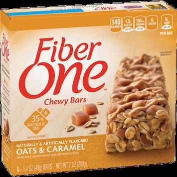 Fiber One Oats & Caramel Chewy Bars