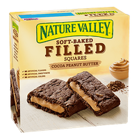 Nature Valley™ Soft-Baked Cocoa Peanut Butter Squares