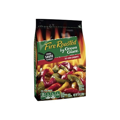 Green Giant® Fire Roasted Tri-color Peppers