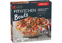 Stouffer's Sweet & Spicy Meatballs