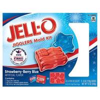 JELL-O Jigglers Flag & Star Mold Kit