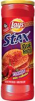 LAY'S® STAX® Que Rico Flamas Flavored Potato Crisps