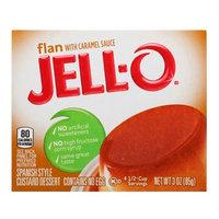 JELL-O Flan with Caramel Sauce Spanish Style Custard Dessert