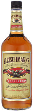 Fleischmann's Whiskey Preferred