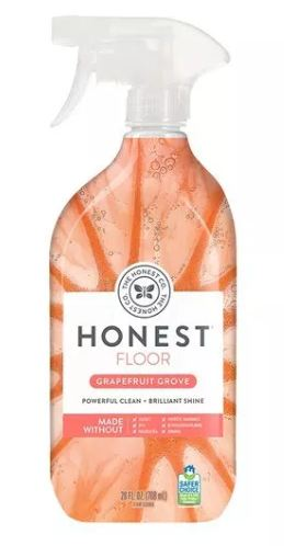 The Honest Co. Grapefruit Grove Floor Cleaner