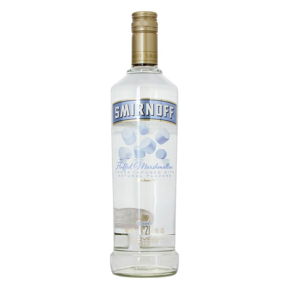 SMIRNOFF® Fluffed Marshmallow Vodka