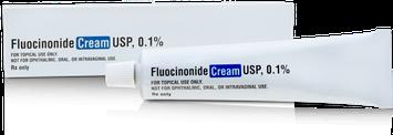 PruGen Pharmaceuticals Fluocinonide Cream USP, 0.1%