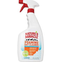 Nature's Miracle® Foaming Oxy Cleaner