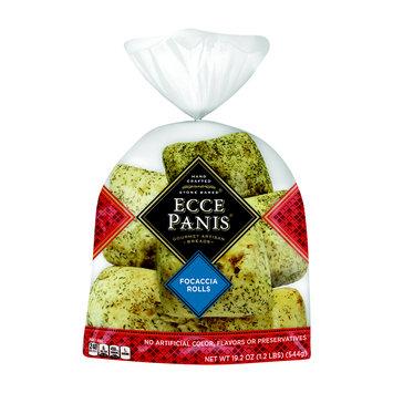 Ecce Panis® Focaccia Rolls
