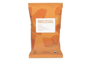 BRANDLESS™ Organic Sweet Potato Tortilla Chips