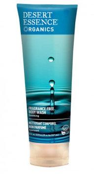 Desert Essence Fragrance Free Body Wash