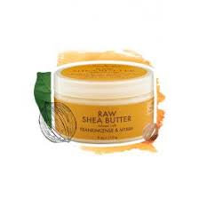 SheaMoisture Raw Shea Butter Infused with Frankincense & Myrrh