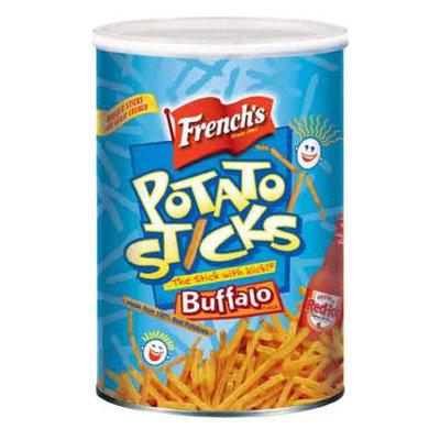 French's Buffalo Flavor Potato Sticks
