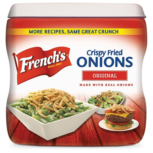 French's Original Crispy Fried Onions