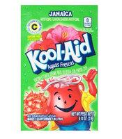 Kool-Aid Aguas Frescas Jamaica Unsweetened Drink Mix