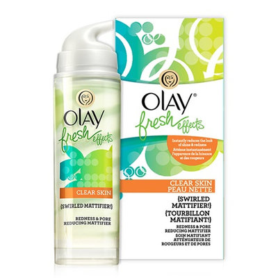 Olay Fresh Effects Redness and Pore Reducing Swirled Mattifier