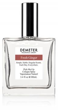 Demeter Fresh Ginger Cologne