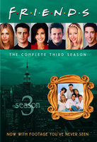 Friends: The Complete Third Season Dvd from Warner Bros.
