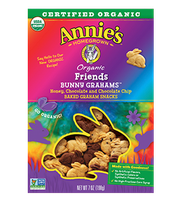 Annie's® Homegrown Friends Bunny Grahams