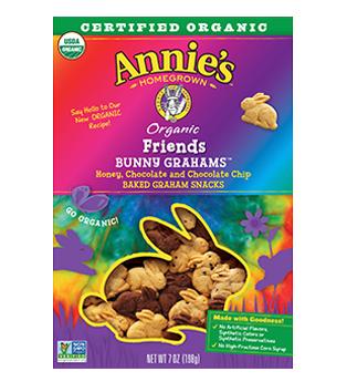 Annie's® Organic Bunny Graham Friends