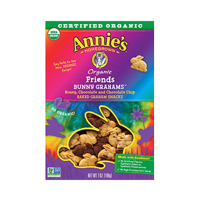 Annie's® Organic Bunny Graham Friends