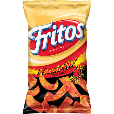 Fritos® Flamin' Hot® Flavored Corn Chips