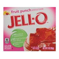 JELL-O Fruit Punch Gelatin Dessert