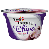 Yoplait® Greek Whips Black Cherry Yogurt