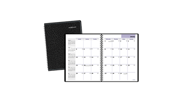2016 DayMinder Recycled Monthly Planner