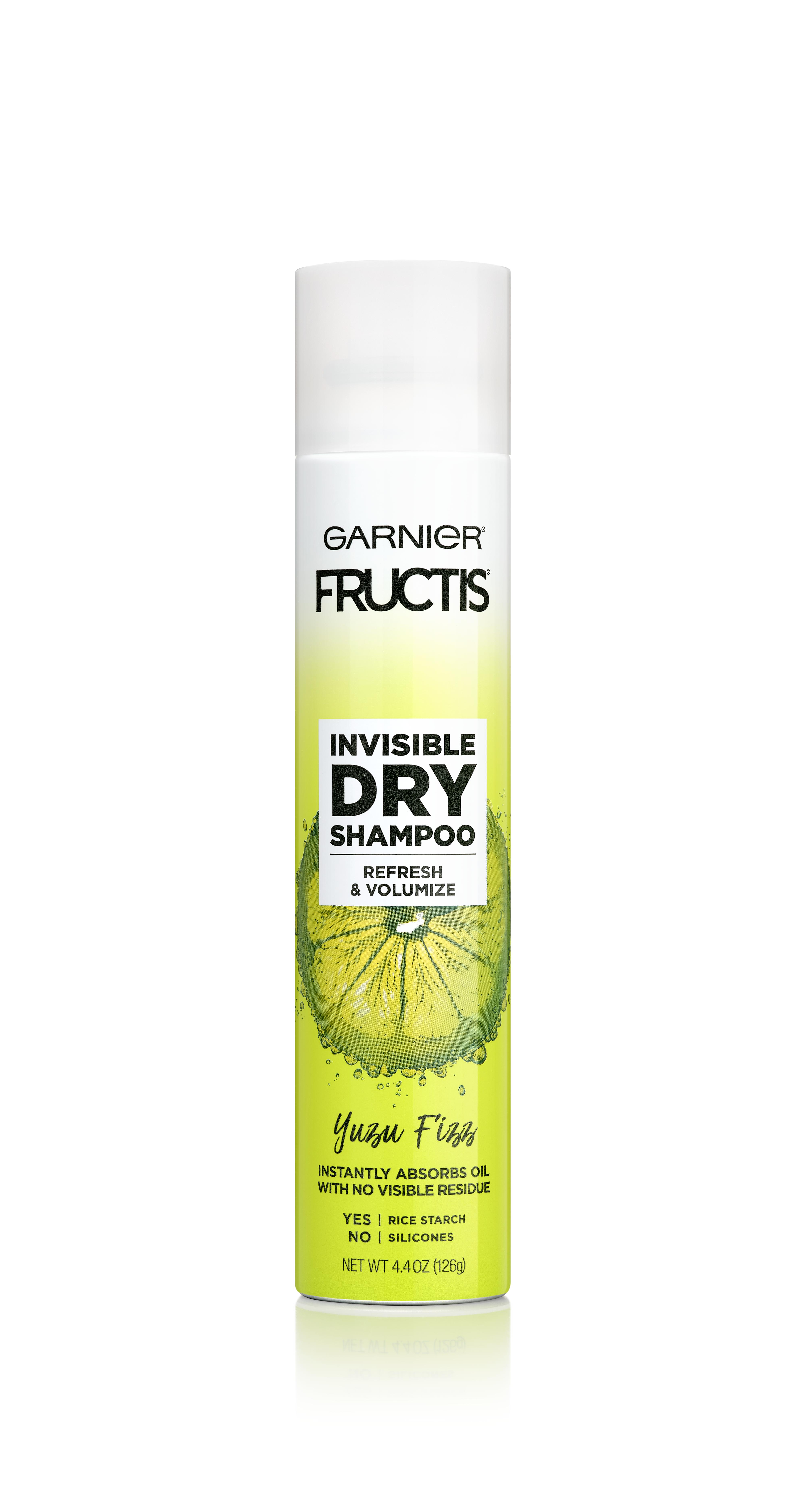 Garnier Fructis Invisible Dry Shampoo Yuzu Fizz