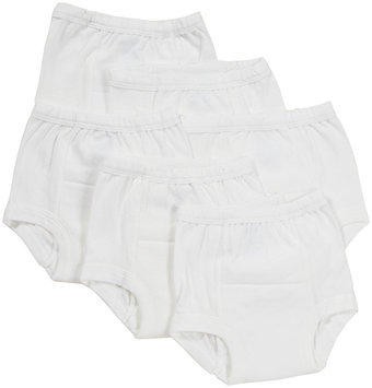 Gerber 6 Pack Training Pants (Baby) - White