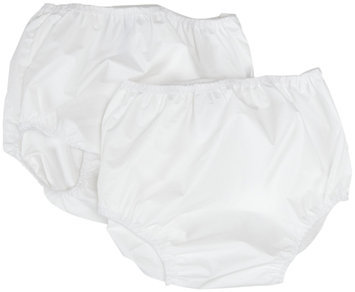 Gerber 2 Pack Waterproof Pants (Toddler) - White